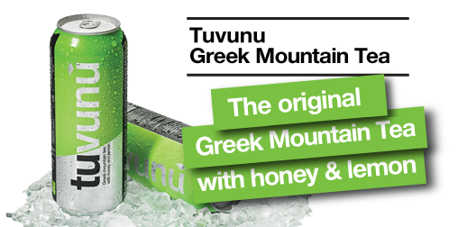 Tuvunu Greek Mountain Tea